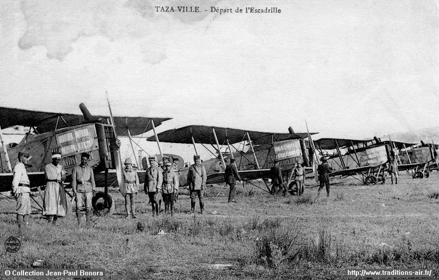 BE 708 Meknès - Les 1ères escadrilles - Page 34 1918_b10