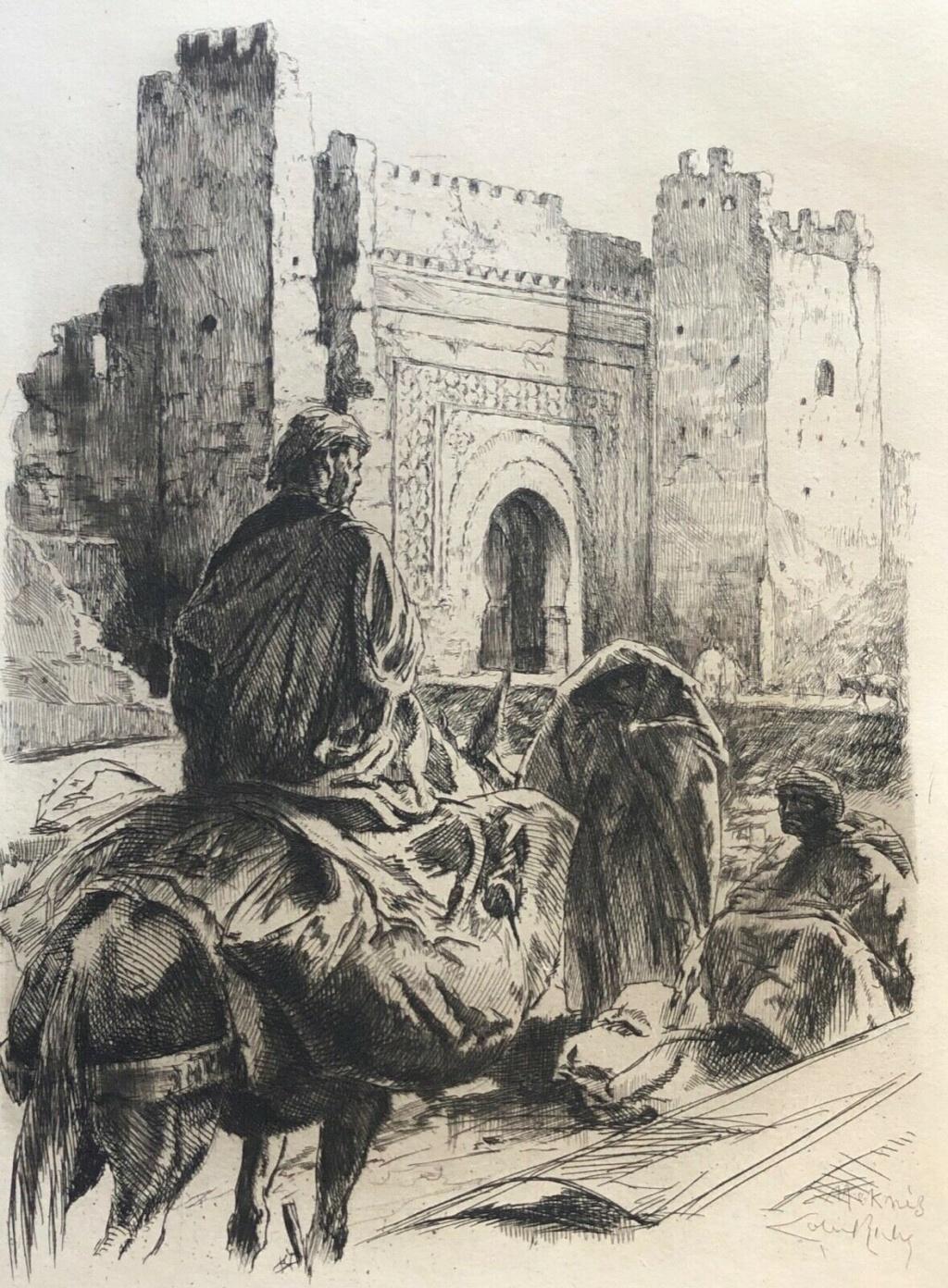Les Peintres Orientalistes 2 - Page 16 1918_b11