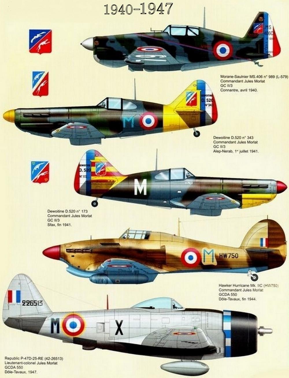 Aviation : les 1ères escadrilles et grands pilotes - Page 15 1940-111