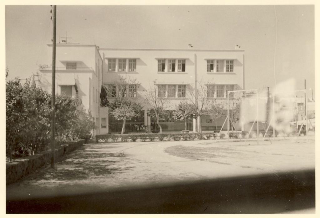 l'Ecole Lafayette 1950_e11
