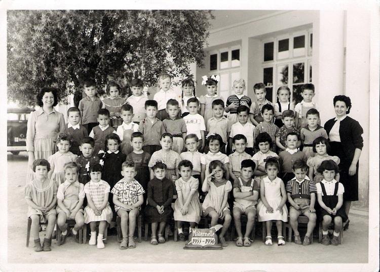 l'Ecole Jean Jacques Rousseau 1956_m10
