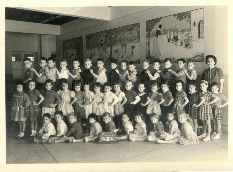 l'Ecole Jean Jacques Rousseau 1958_m10