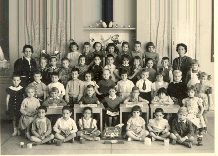 l'Ecole Jean Jacques Rousseau 1958_m11
