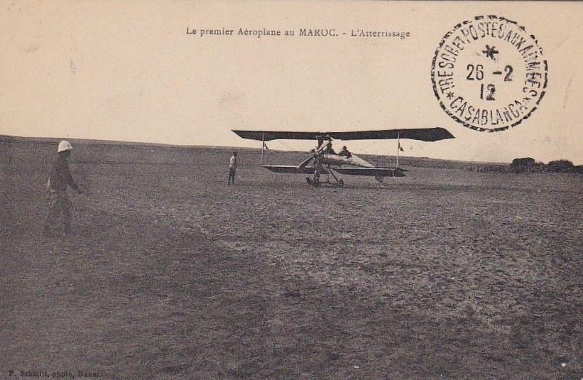 Aviation : les 1ères escadrilles et grands pilotes 287_0010