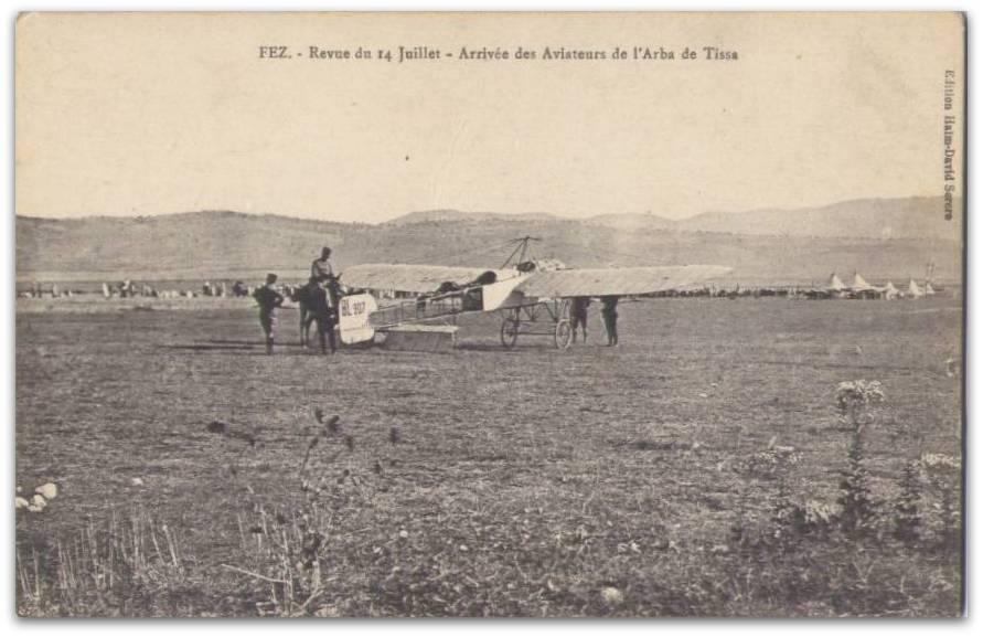Aviation : les 1ères escadrilles et grands pilotes 603_0010