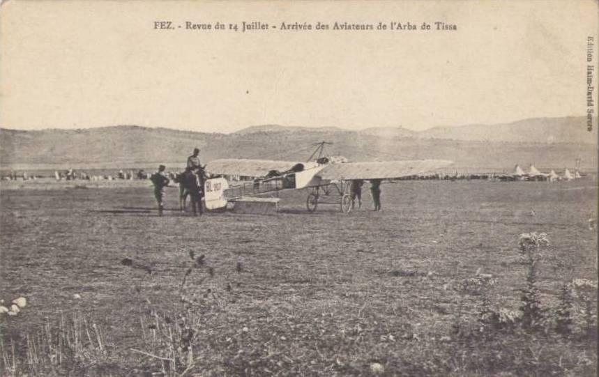 Aviation : les 1ères escadrilles et grands pilotes 603_0011