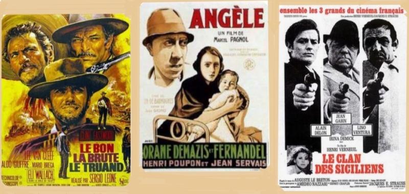 Cinémas, Films, Affiches de Notre Enfance 2 Affich43