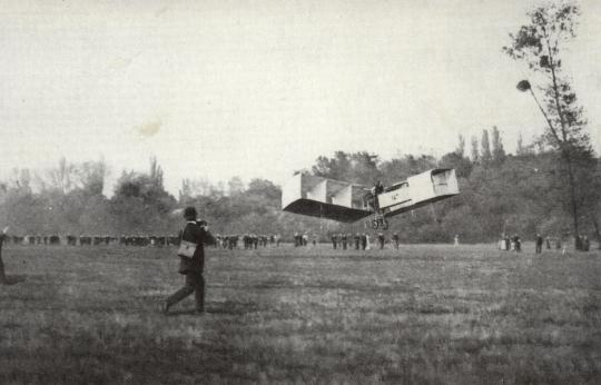 Aviation : les 1ères escadrilles et grands pilotes Bagate10