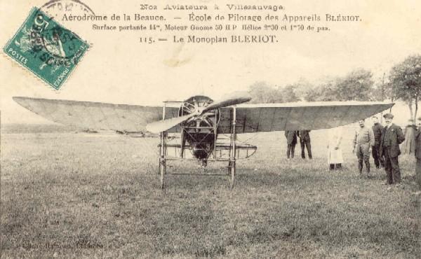 Aviation : les 1ères escadrilles et grands pilotes Blzori14