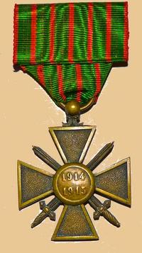 Insignes, Médailles, Ecussons Militaires et Civils - Page 16 Croix_20