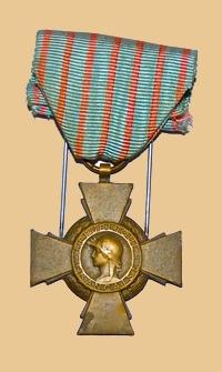 Insignes, Médailles, Ecussons Militaires et Civils - Page 16 Croix_22