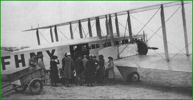 Aviation : les 1ères escadrilles et grands pilotes Farman12