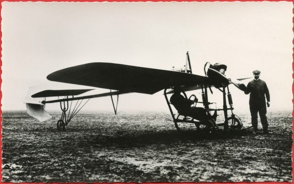 Aviation : les 1ères escadrilles et grands pilotes Histoi12