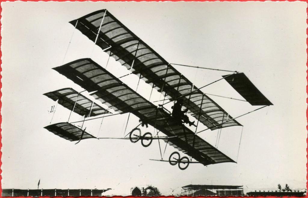 Aviation : les 1ères escadrilles et grands pilotes Histoi14