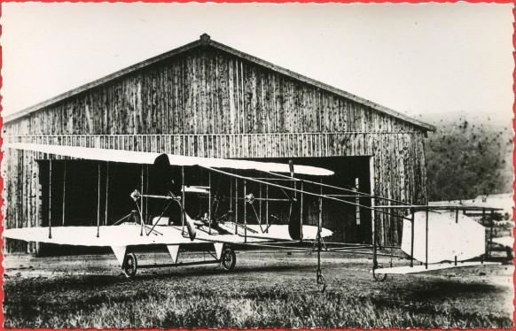 Aviation : les 1ères escadrilles et grands pilotes Histoi16