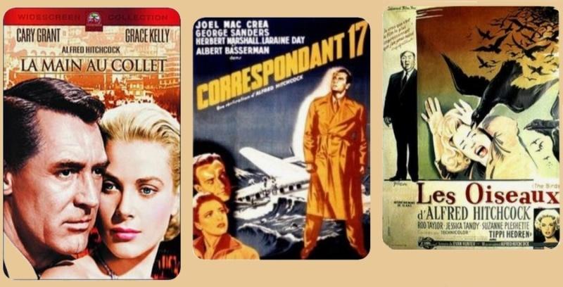 Cinémas, Films, Affiches de Notre Enfance 2 Hitchc10