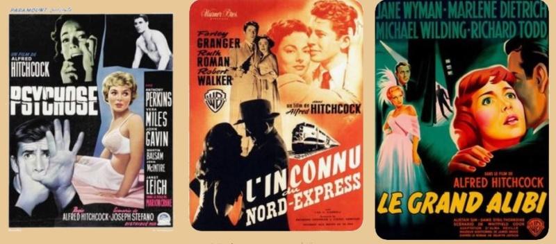 Cinémas, Films, Affiches de Notre Enfance 2 Hitchc11