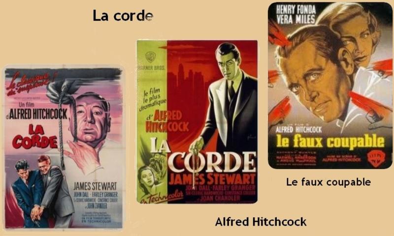 Cinémas, Films, Affiches de Notre Enfance 2 Hitchc12