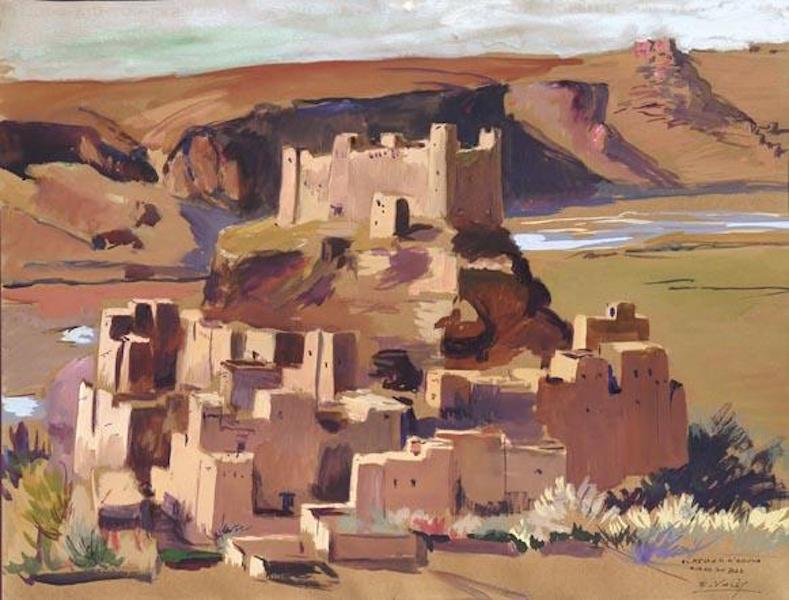 Les Peintres Orientalistes 2 - Page 16 Kasbah30