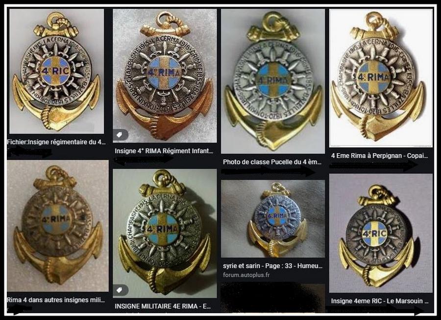 Insignes, Médailles, Ecussons Militaires et Civils - Page 16 Le_4zo10