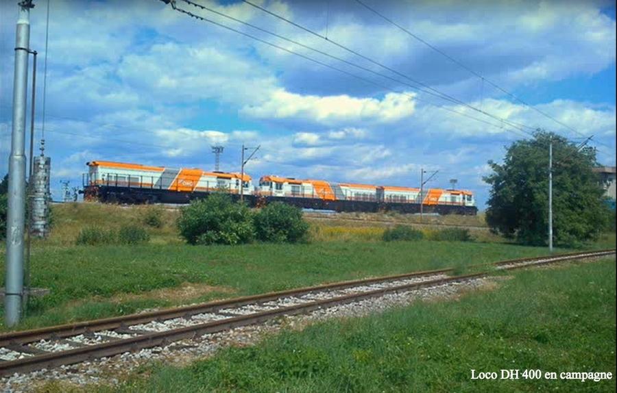 Transports CFM, Gares et Affiches du Maroc - Page 23 Loco_d14