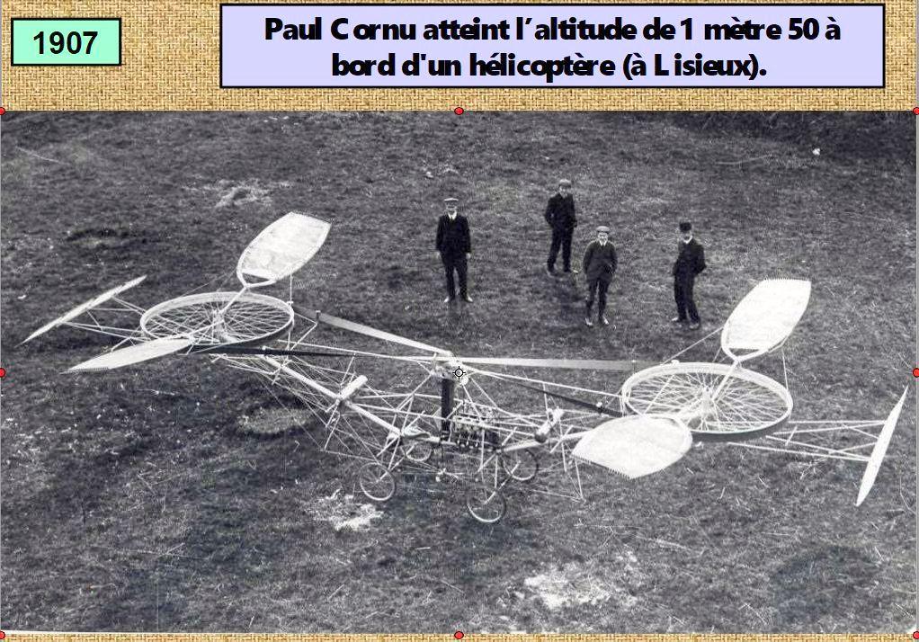 Aviation : les 1ères escadrilles et grands pilotes - Page 15 Paul_c10