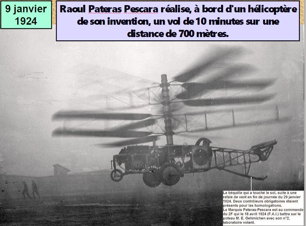 Aviation : les 1ères escadrilles et grands pilotes - Page 15 Raoul_10