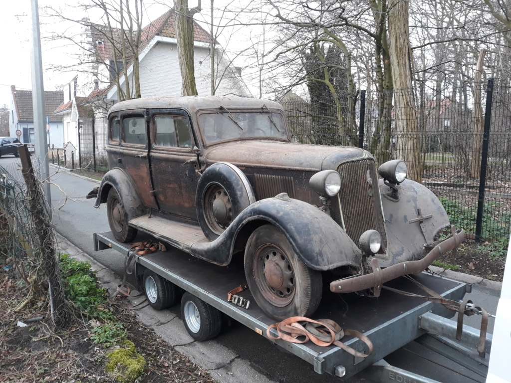 Plymouth 1934 53155010