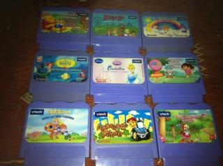 9 jeux Vsmile Photo_10