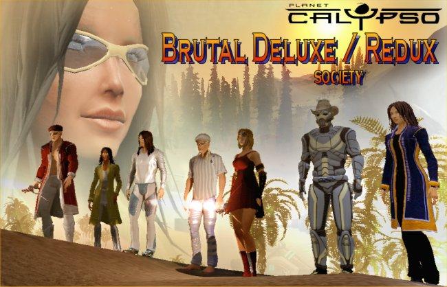 Brutal Deluxe & Brutal Redux