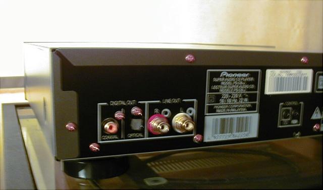 Pioneer PD J6 Megaudio Pa150011