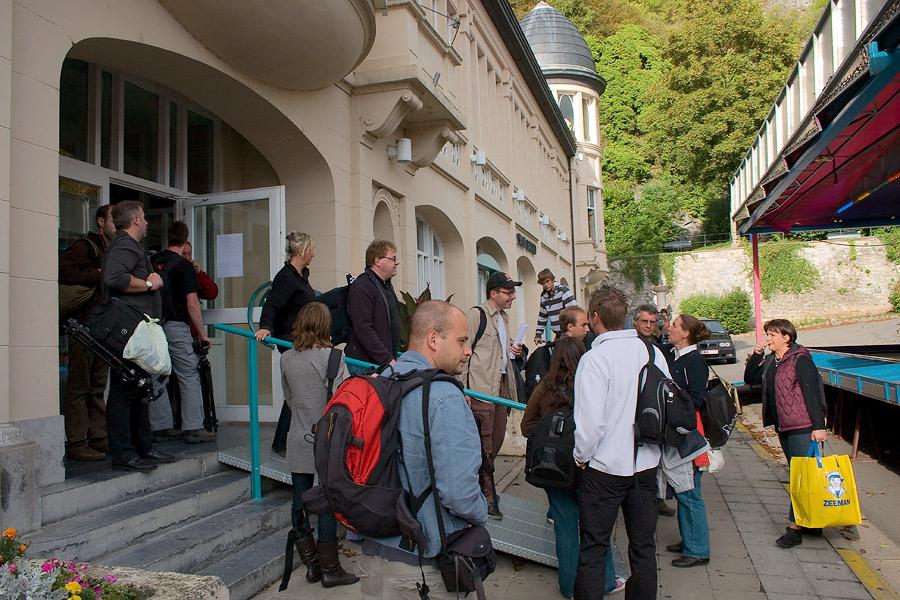Atelier: les bases de la photo à Dinant le 5 septembre 2009 - les photos d'ambiance: Dinant12