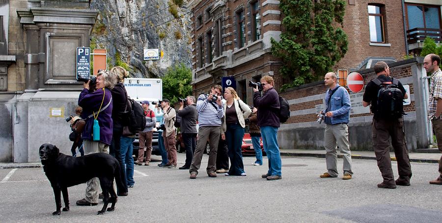 Atelier: les bases de la photo à Dinant le 5 septembre 2009 - les photos d'ambiance: Dinant14