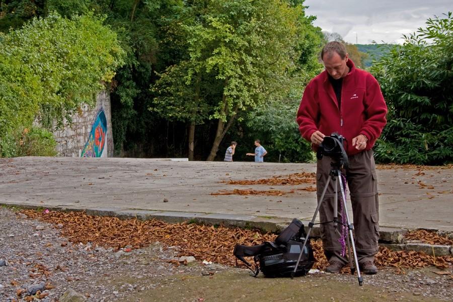Atelier: les bases de la photo à Dinant le 5 septembre 2009 - les photos d'ambiance: Dinant15