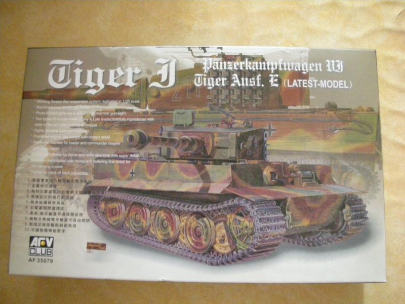 Tiger I Hiver de chez Academy 00814