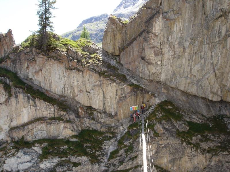 Via ferrata du Roc de Tovière Dsc00010