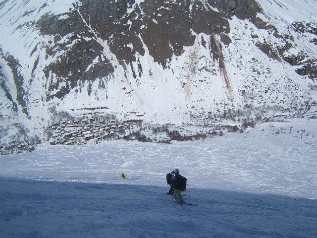 [Bonneval]Qui a déjà skié à Bonneval? Dscf5611