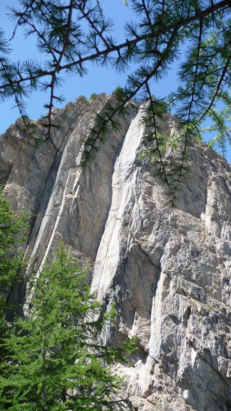 Via ferrata du Roc de Tovière P1010716