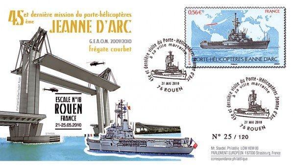 JEANNE D'ARC (PH) - VOLUME 4 - Page 7 2010-011