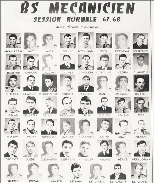 [Divers EAMF] Cours du BS mécanicien du service général à Saint Mandrier - Page 4 Bs110