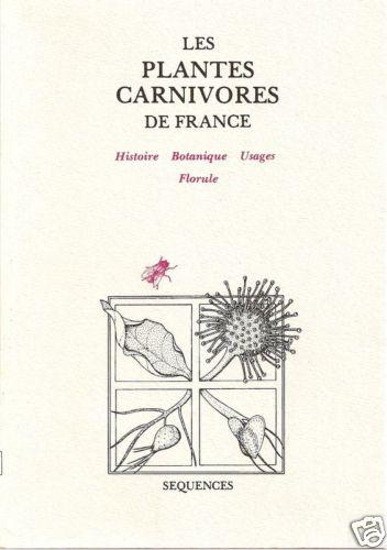 Livres sur les plantes carnivores Livre10