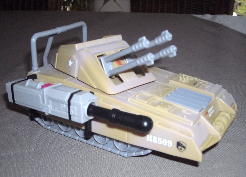 """[review] ROC """"armored panther"""" Dscn0718"""