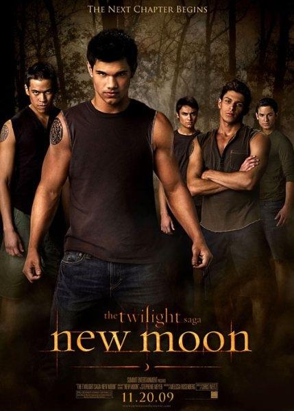 "Twilight Saga "" New Moon "" ~ Tentation 20090911"