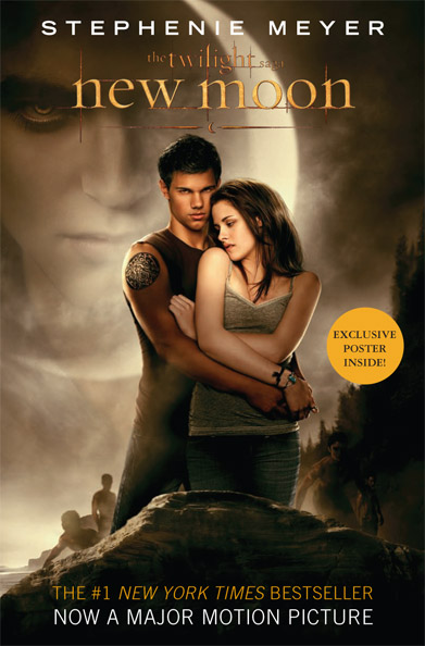 "Twilight Saga "" New Moon "" ~ Tentation Bookco10"