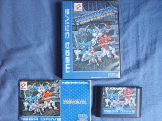 Finale - 10 jeux complets Sega S5000426