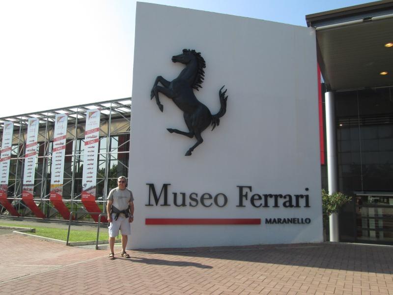 musee ferrari à maranello Img_0313