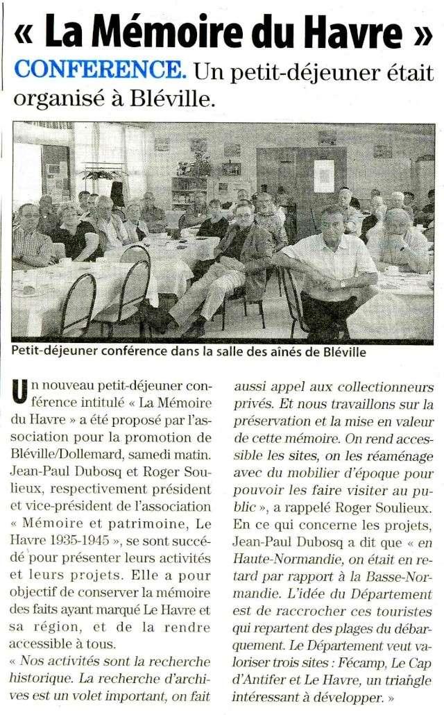 La Mémoire du Havre 2009-011