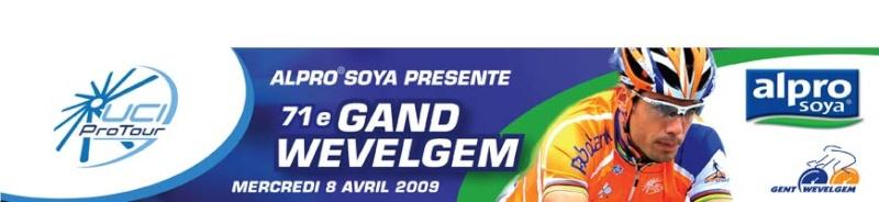 GAND - WEVELGEM  -- Belgique -- 08.04.2209 Header14