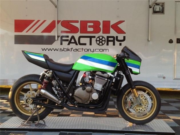 Kawasaki ZRX1224RR Superbike Sans-t10