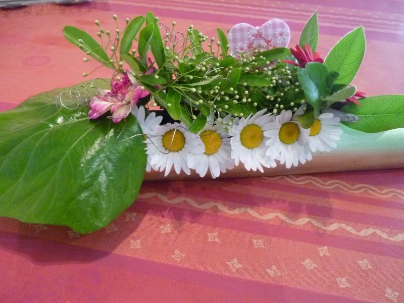Ma composition florale P1010910